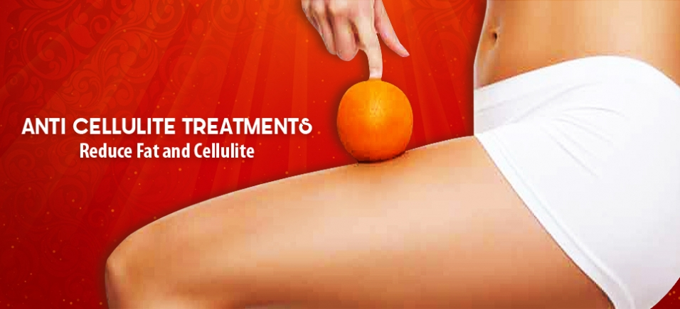 Anti cellulite treatments