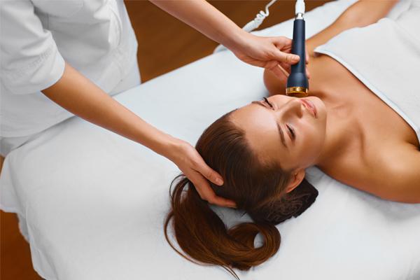 Ultrasound skin tightening  treatment
