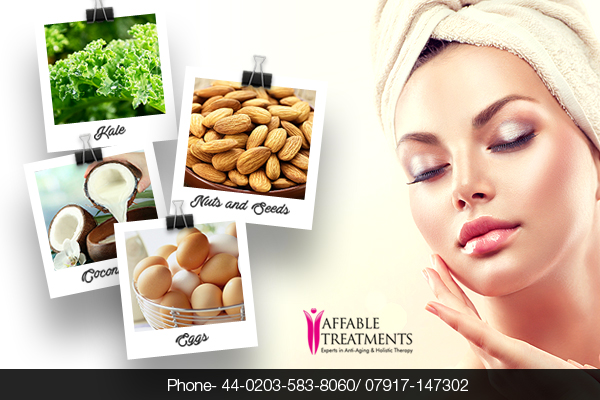 Foods to Kickstart Your Hair and Skincare Routine