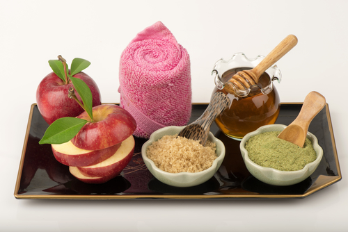 Honey and Apple Pack