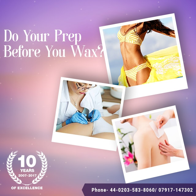 Waxing-Session